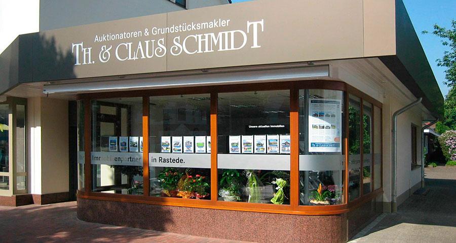 Schmidt Immobilien Rastede